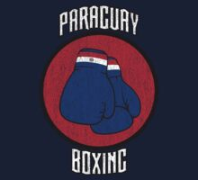 Paraguay Boxing Baby Tee