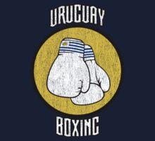 Uruguay Boxing T-Shirt