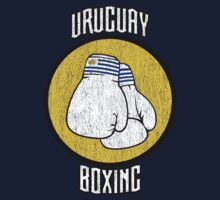 Uruguay Boxing One Piece - Short Sleeve