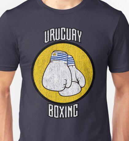 Uruguay Boxing Unisex T-Shirt