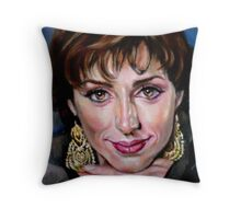Katia Guerreiro 6 Throw Pillow