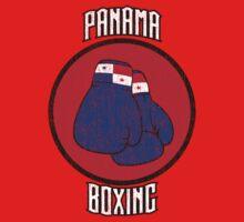 Panama Boxing Kids Tee