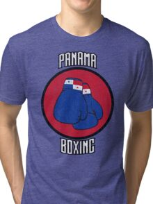 Panama Boxing Tri-blend T-Shirt