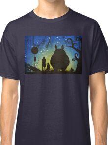 Small Spirits (Totoro) Classic T-Shirt