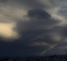 Alien Clouds by Alyce Taylor