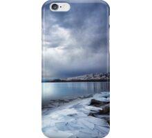 Ice Shards, Frozen Lake iPhone Case/Skin
