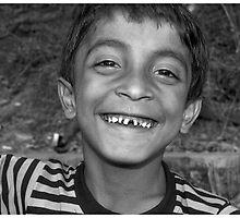 happy smile by stilledmoment