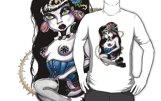 innocent eyes by grostique