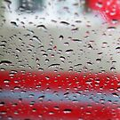 rain. windshield by Nikolay Semyonov