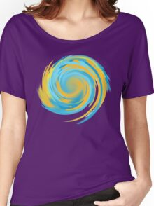 Thinking with Portals. Women's Relaxed Fit T-Shirt