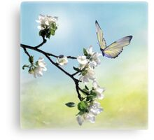 One Day ill Fly Away Metal Print