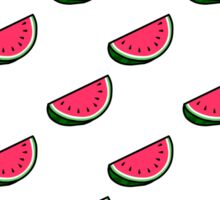 cute watermelon  Sticker