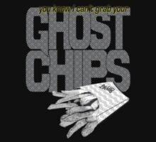 ghost chips Kids Clothes
