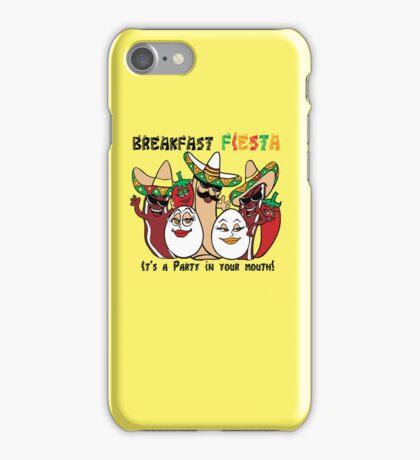 Breakfast Fiesta  iPhone Case/Skin