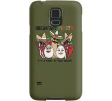 Breakfast Fiesta 2 Samsung Galaxy Case/Skin