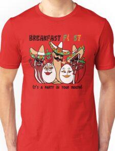 Breakfast Fiesta  Unisex T-Shirt