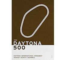 Legendary Races - 1959 Daytona 500 Photographic Print