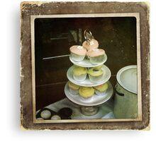 Cambridge Collection: Cakes, One Canvas Print