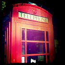Cambridge Collection: Phone Box by Sybille Sterk