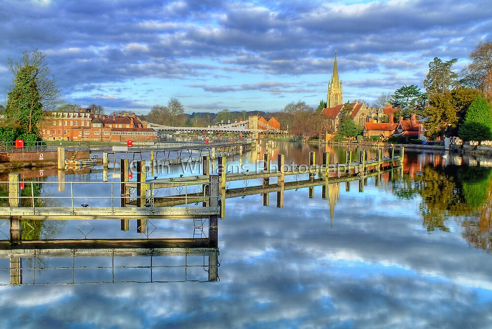 Good Morning Marlow - HDR by Colin  Williams Photography