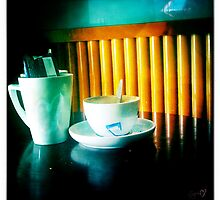 Cambridge Collection: Coffee Break by Sybille Sterk