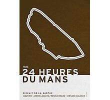 Legendary Races - 1923 24 Heures du Mans Photographic Print