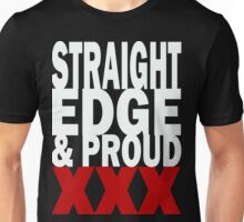 Edge and Proud (for dark shirts) Unisex T-Shirt