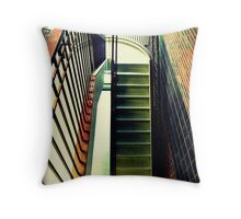 Staircase To My Enlightenment Throw Pillow