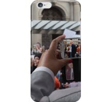 Protest Watching iPhone Case/Skin