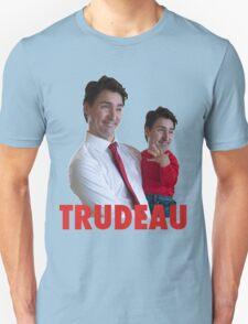 Justin Trudeau Galaxy Unisex T-Shirt