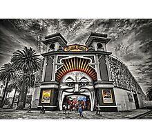 Luna Park Photographic Print