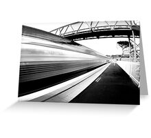 Six seconds Greeting Card