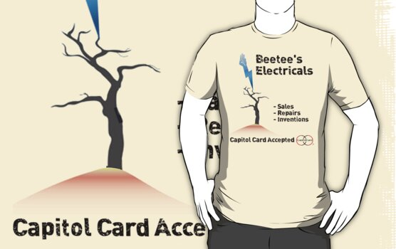 Beetee's Electricals - Hunger Games by amanoxford