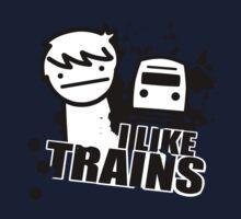 I like trains by daveb72