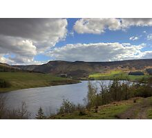 Dovestone Reservoir Photographic Print