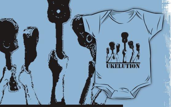 Ukelution: The Ukulele Revolution by Alison Netsel
