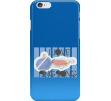 I Love Ping Pong iPhone Case/Skin