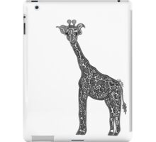 Gerry Giraffe iPad Case/Skin
