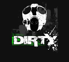 Dirty Womens Fitted T-Shirt