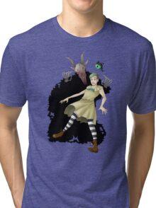 Jack Bow Tri-blend T-Shirt