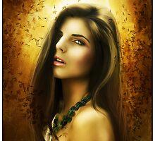 Falling Like A Leaf by braciata