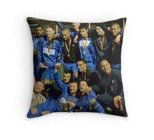 Gornal Athletic - Cup Winners 2012 Throw Pillow