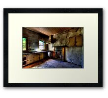 """If These Walls Could Talk"" 2.0 Framed Print"