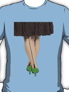 Hot Shoes - Green! T-Shirt