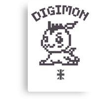 Gomamon Canvas Print