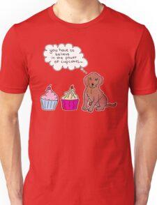 Cupcake Power Unisex T-Shirt