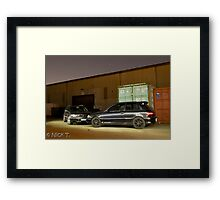 Stagea and Starlet Framed Print