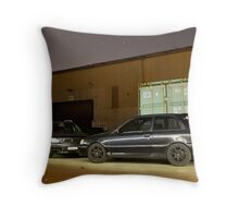 Stagea and Starlet Throw Pillow