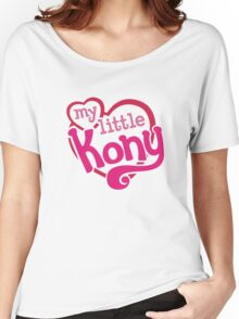 My Little Kony Coloured Women's Relaxed Fit T-Shirt