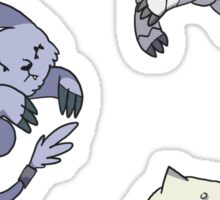 Even More Digimon Sticker